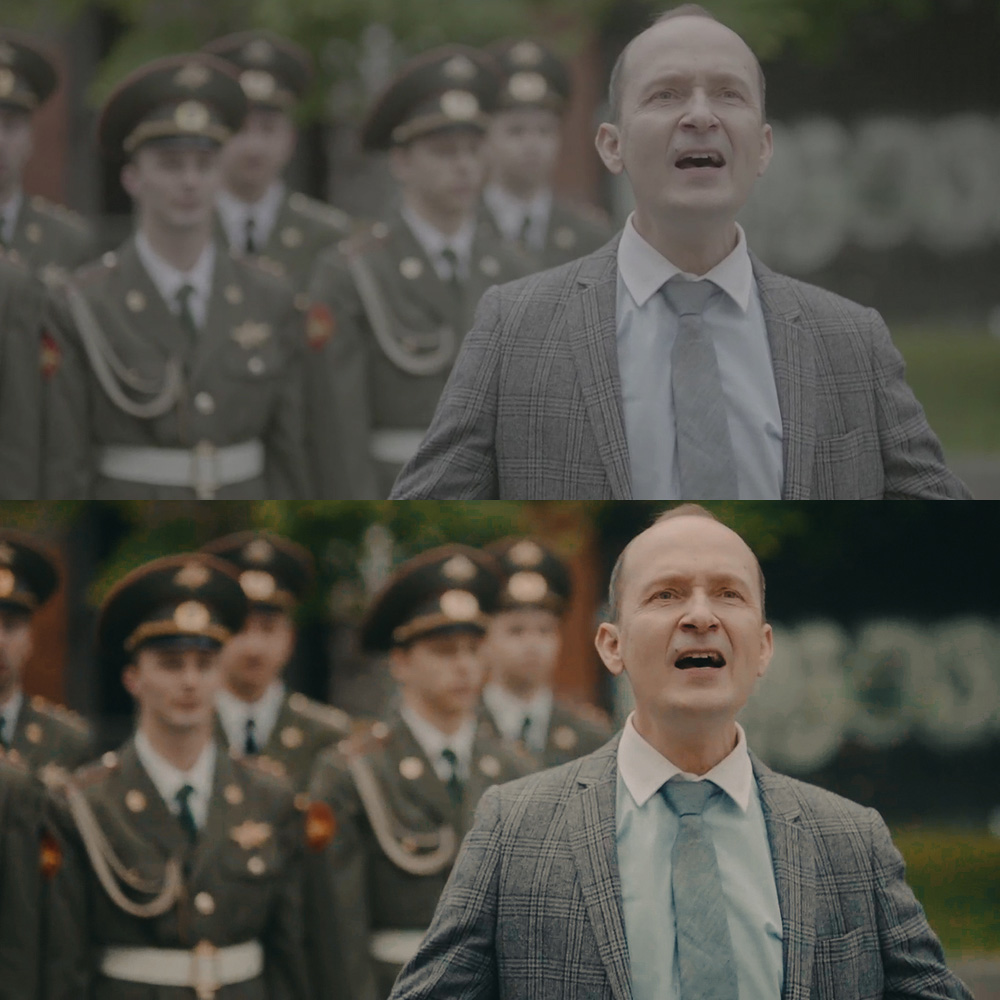 Color grading can be all the difference between a dull and visually interesting shot.