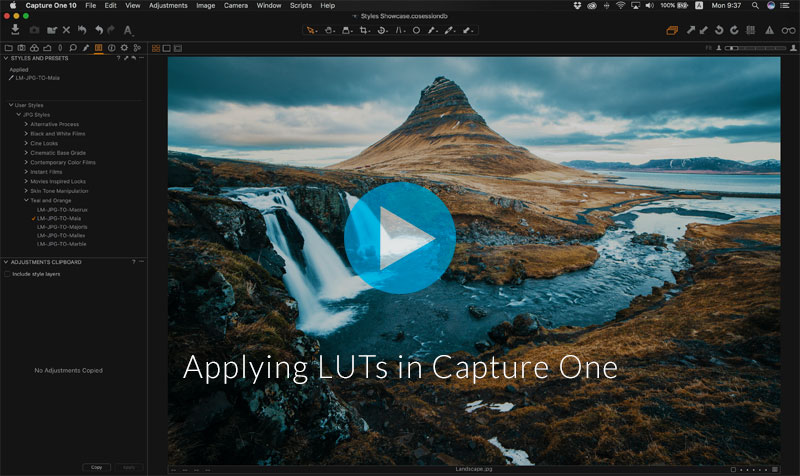 capture one download free trial