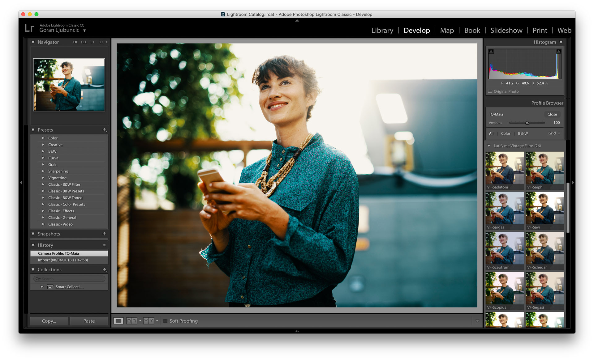 Lutify me | Product Update: Introducing LUTs as Profiles for