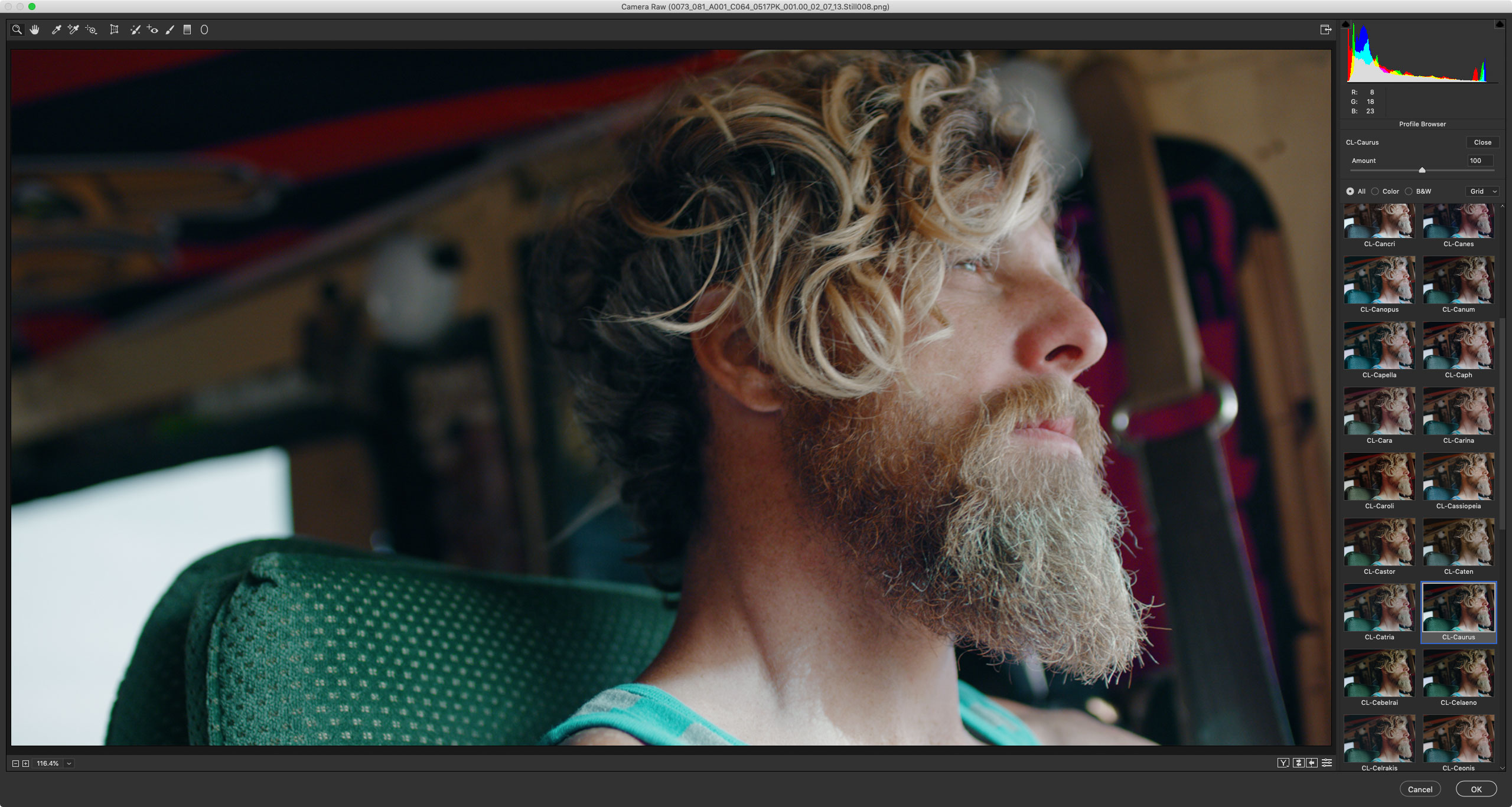 Lutify me   Color Grading in Photoshop with a real time LUTs