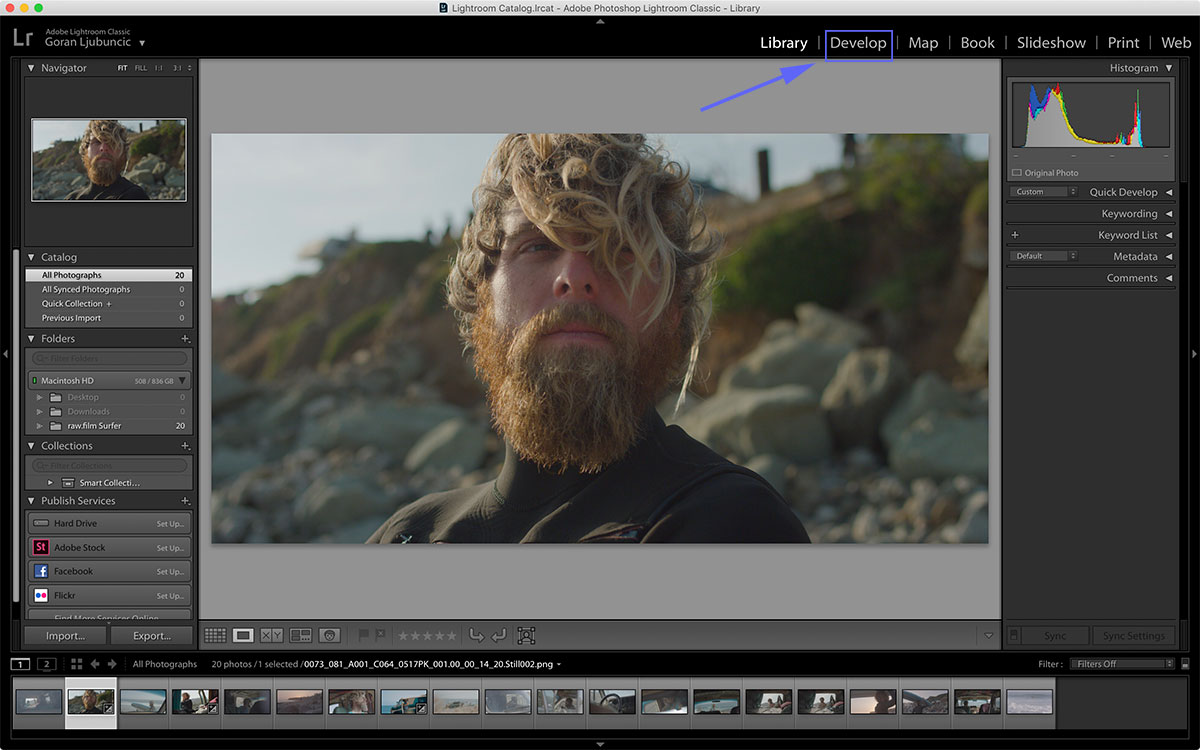 Lutify me | How to apply Lutify me LUTs in Adobe Photoshop